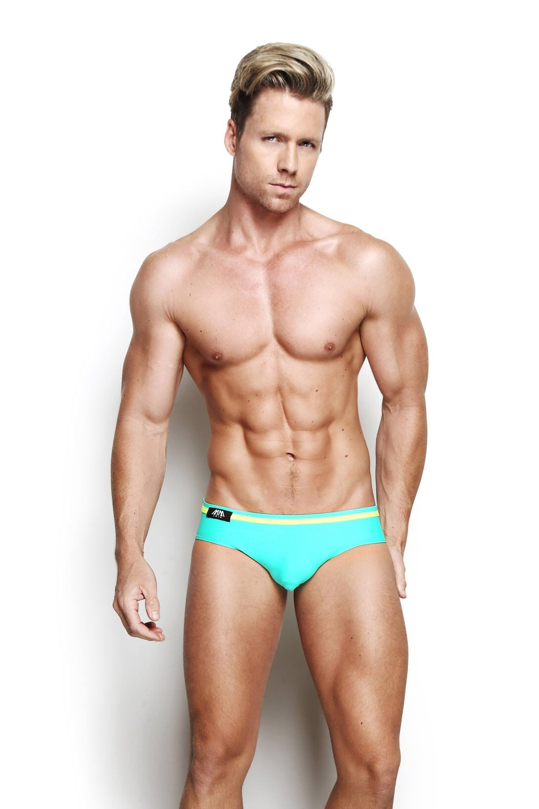 Marco Marco Essential Swim Brief Green