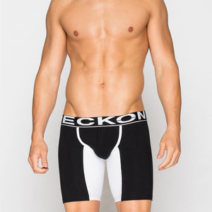 Reckon - Long Boxer (Black/White)