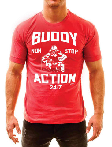 AJAXX63 Buddy Action - Athletic Fit