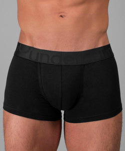 Rounderbum Basic Padded Boxer Trunk (Black)