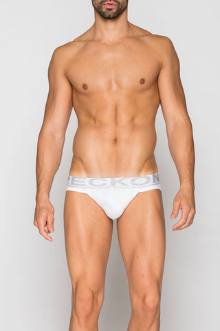 Reckon - Backless Brief (White)
