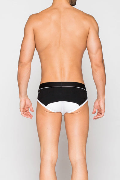 Reckon - Brief (Black/White)