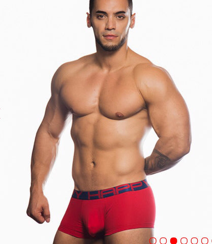 Andrew Christian Project Happy Power Bottom Boxer (Red)