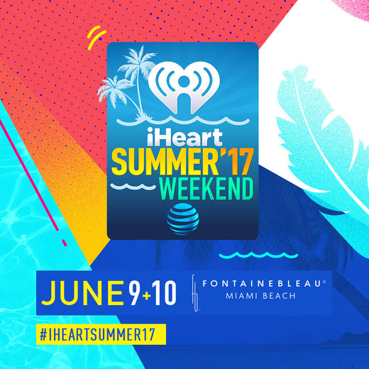 SUNNYLIFE @ IHEART SUMMER '17 WEEKEND