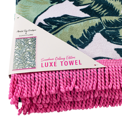 Luxe Towel | Absolut Elyx - Coming Soon