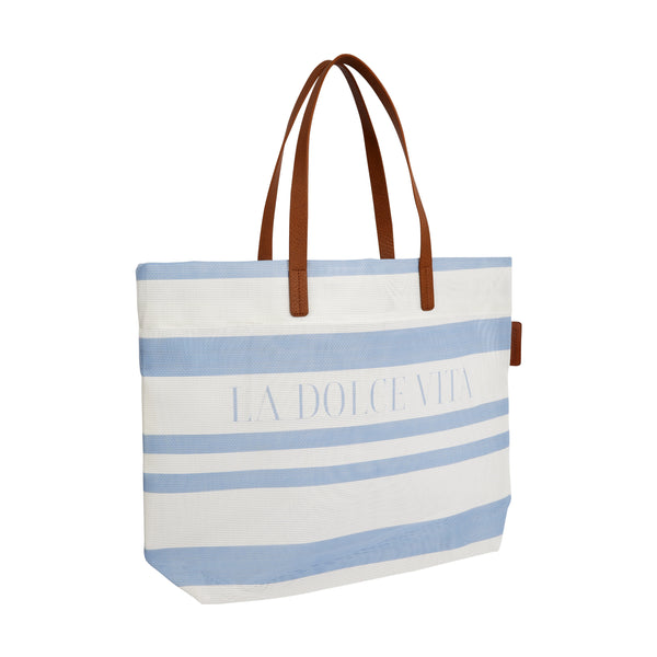 Sunnylife | Luxe Mesh Beach Bag | Dolce Classic