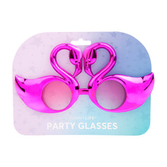 Party Glasses | Flamingo