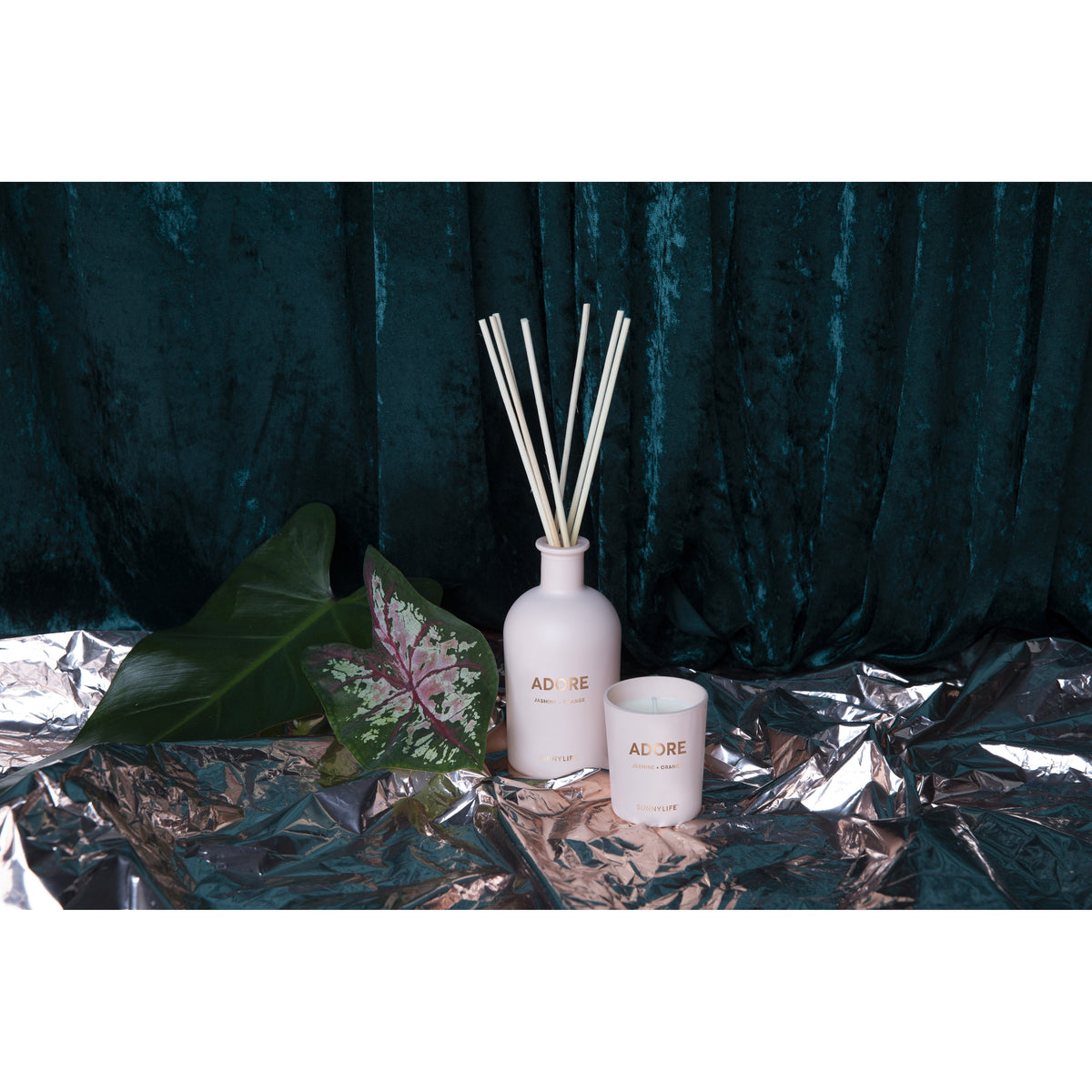 Sunnylife | Scented Candle & Diffuser Set | Adore