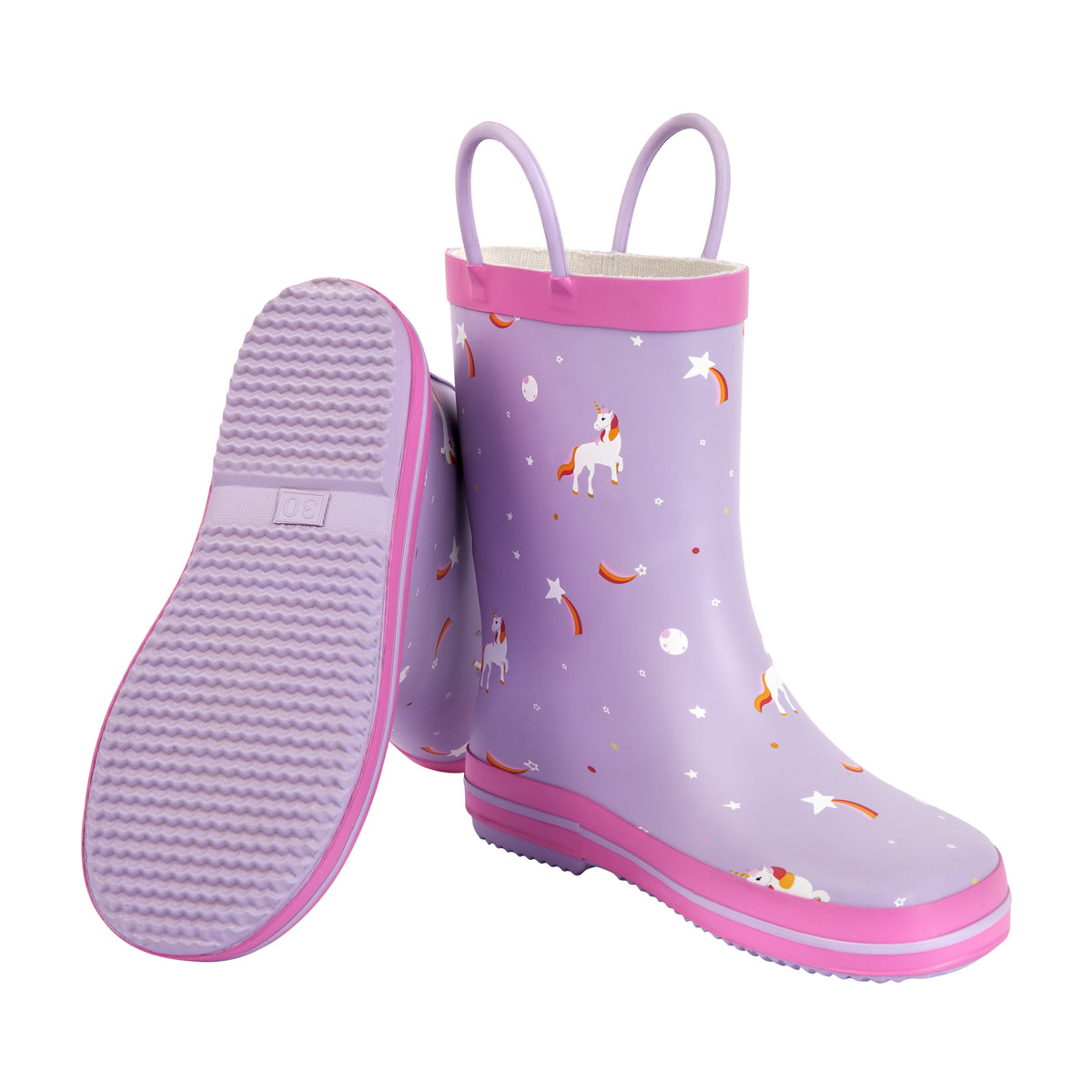 Sunnylife | Kids Rain Boot 3-4 | Stardust