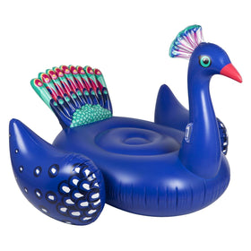 Luxe Ride-On Float | Peacock