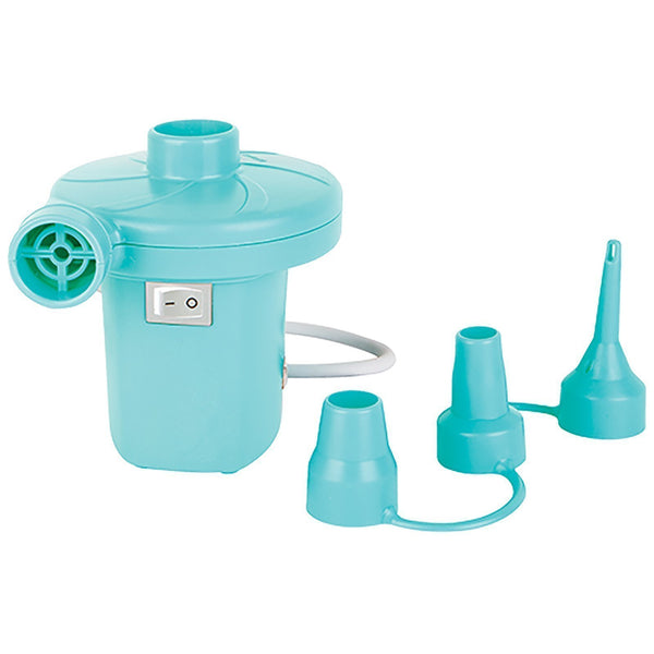 Sunnylife Electric Air Pump Royal Turquoise