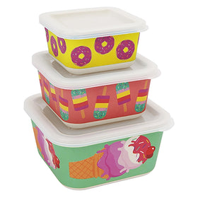 Kids Nested Containers | Sweet Tooth