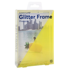 Sunnylife | Glitter Picture Frame Rectangle | Pineapple
