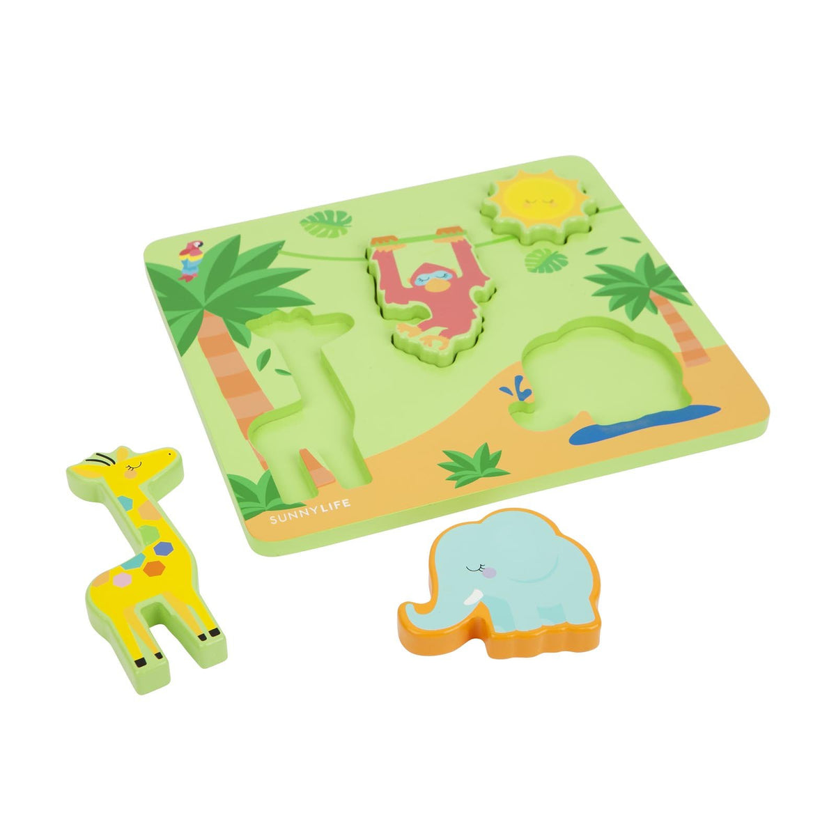 Puzzle Set | Safari