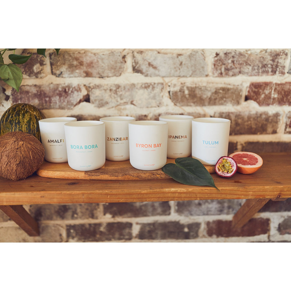 Sunnylife | Scented Candle | Tulum - Large