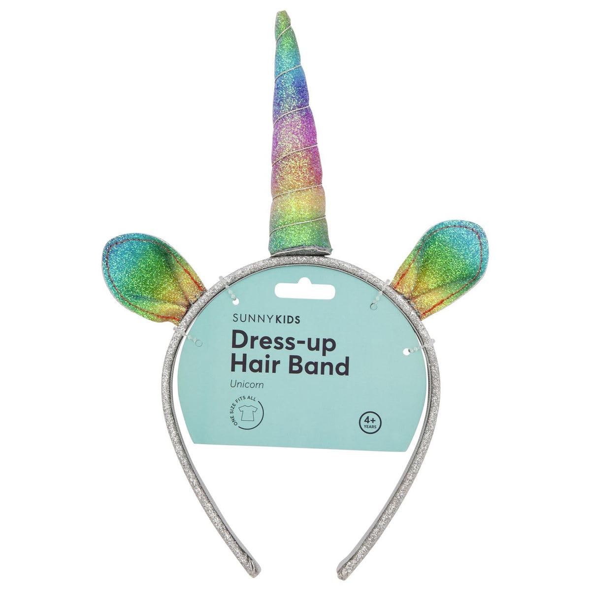 Sunnylife | Dress-up Unicorn Hair Band | Rainbow