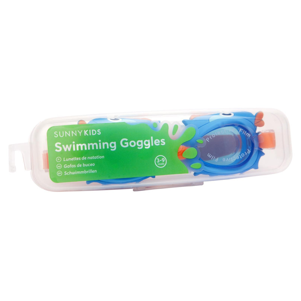 Swimming Goggles 3-9 | Pufferfish