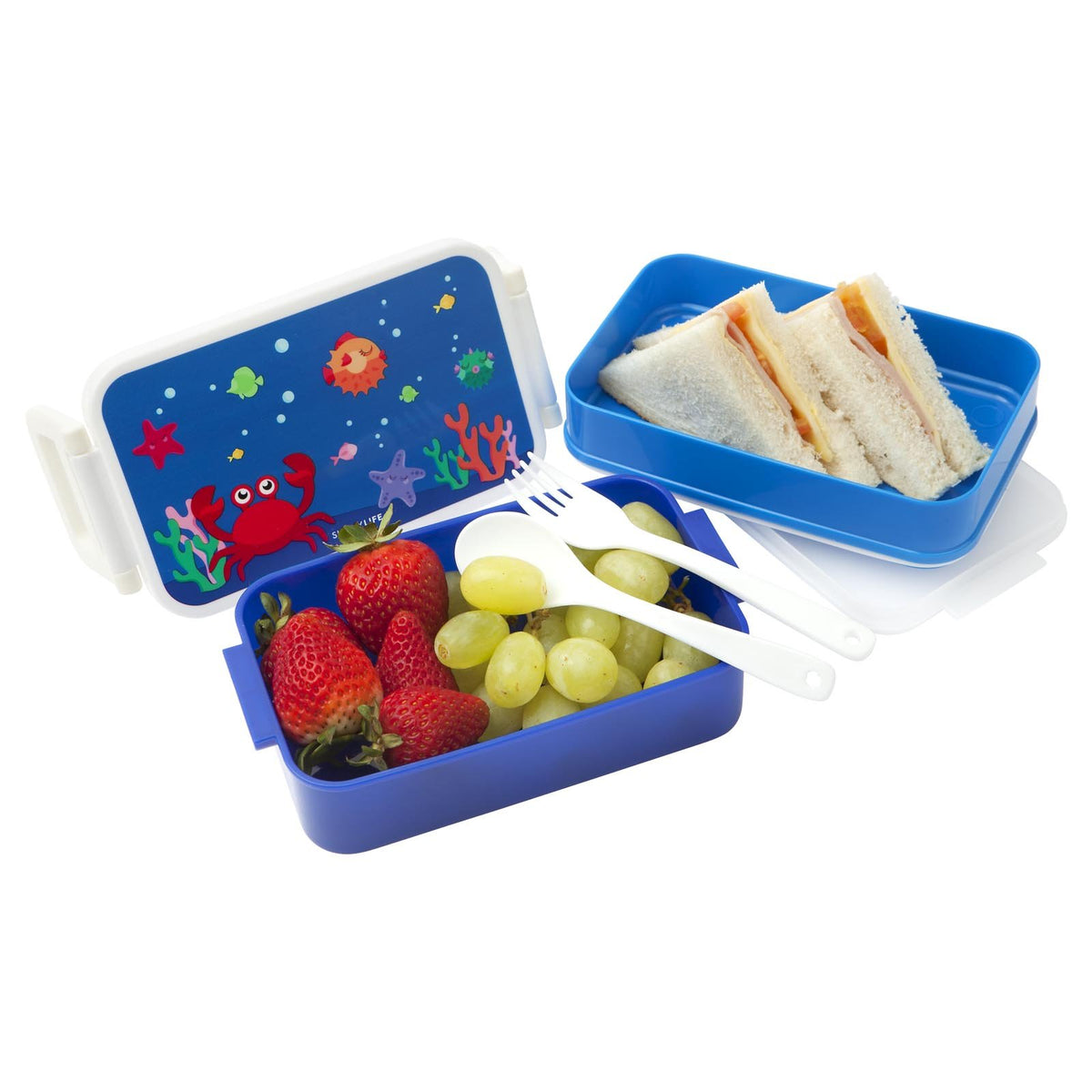 Sunnylife | Kids Lunch Bento Box | Under the Sea