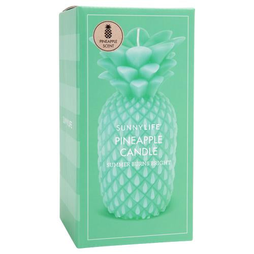 Pineapple Candle | Green - large