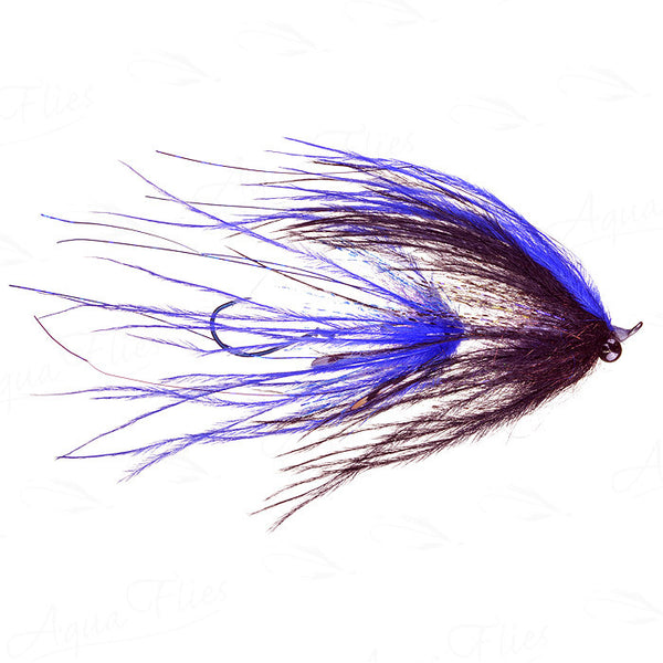 Jerry French Intruder flies black/purple