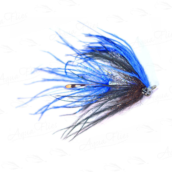 steelhead fly fishing Intruder Jerry French