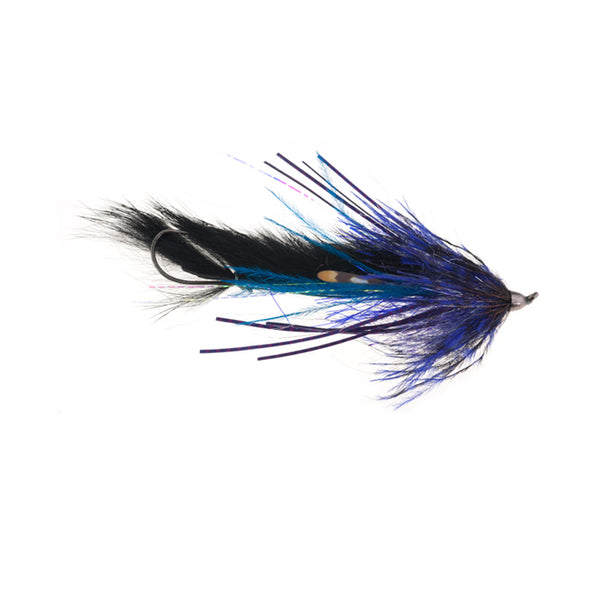 Jerry French Mini Dirty Hoh steelhead fly fishing
