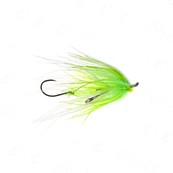 Jerry's Ultra Mini-Intruder •Chartreuse/White•