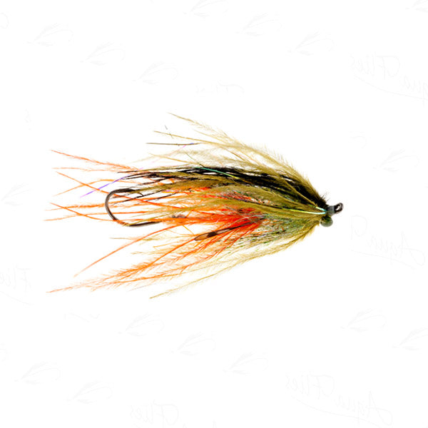 Jerry's Ultra Mini-Intruder •Olive/Orange•