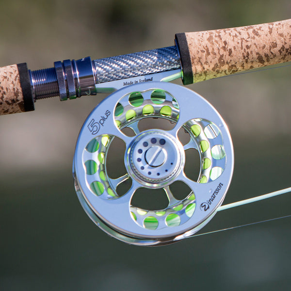Einarsson Plus fly fishing reel