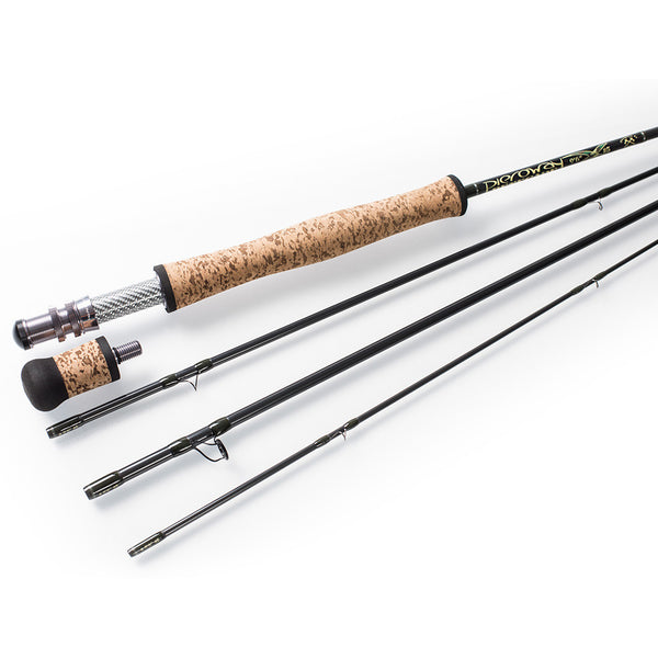 Pieroway Renegade fly fishing rod