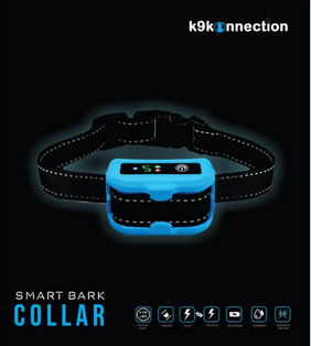 K9konnection SMART Bark Training Collar
