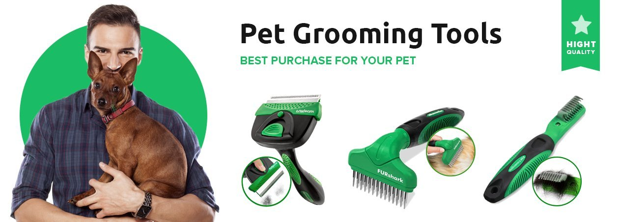 Pet Grooming Tools | Free Shipping