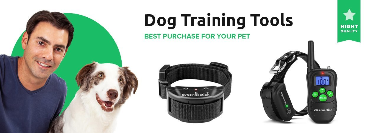 Dog Training and Bark Collars | Free Shipping