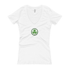 Clover V-Neck T-shirt (Women's)
