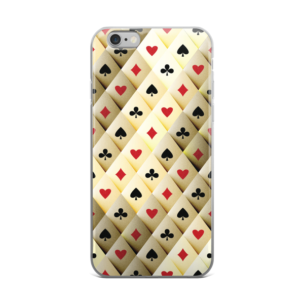 iPhone Cases - Tiled Suits - Premium Poker Player Hoodies, Jackets, & T-Shirts | GrindPoker