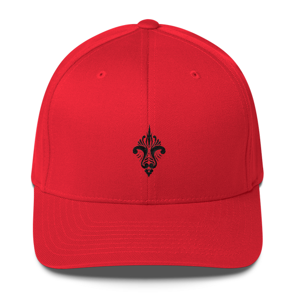Diamonds Embroidered Flexfit Baseball Hat - Premium Poker Player Hoodies, Jackets, & T-Shirts | GrindPoker