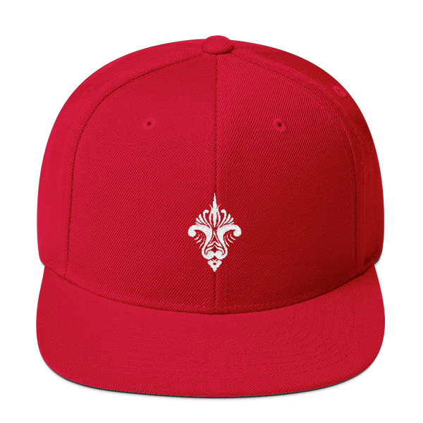 Diamonds Embroidered Snapback Hat - Premium Poker Player Hoodies, Jackets, & T-Shirts | GrindPoker