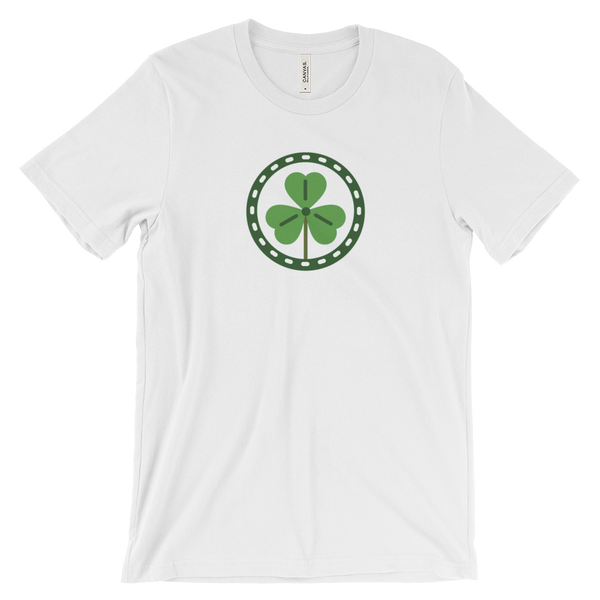 Clover T-Shirt (Men's / Unisex) - Premium Poker Player Hoodies, Jackets, & T-Shirts | GrindPoker