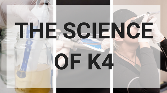 The Science of K4 Information