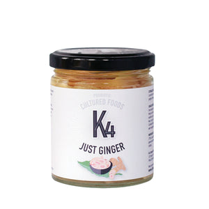 WS K4 Cultured Just Ginger - 145g