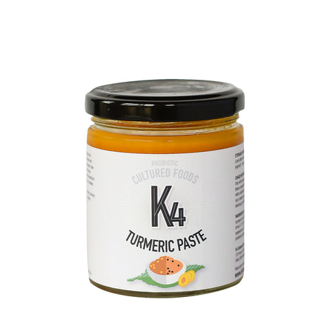 K4 Cultured Turmeric Paste - 160g