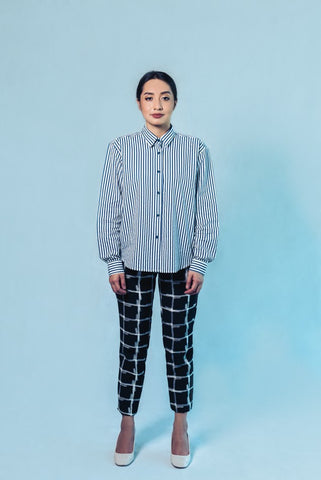 Mahum Shirt in Stripes