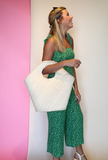 Palma Straw Hand Made Bags (Exclusive Designs) - LUVH