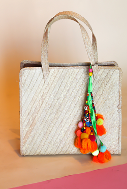 Palma Straw Handmade Bags (Exclusive Designs) - LUVH