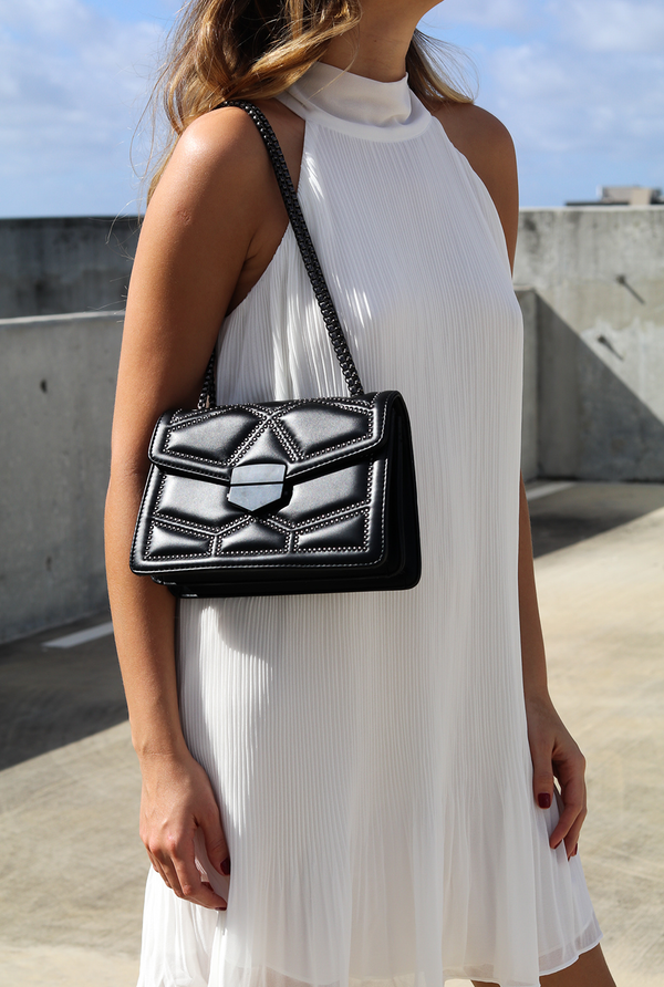 Gia Black Bag - LUVH