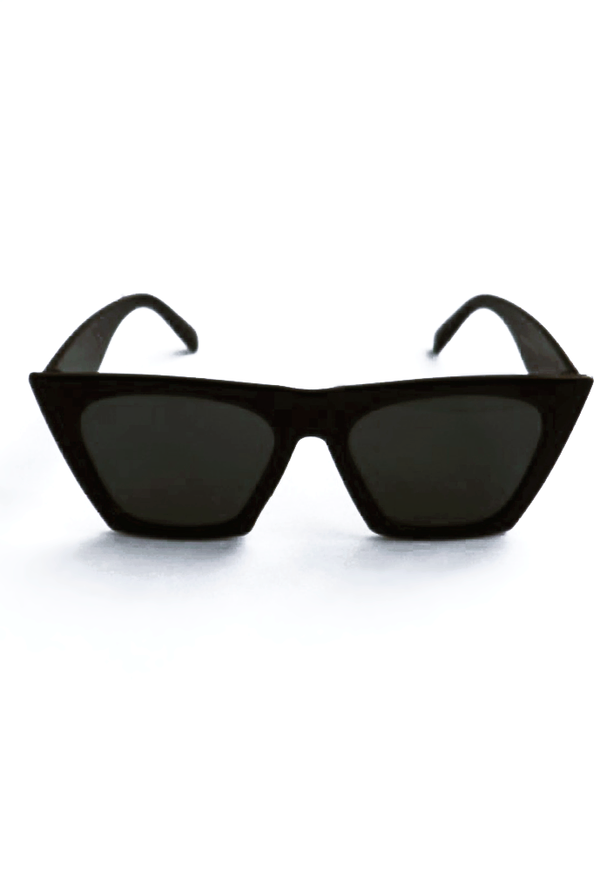 Bria Black Sunglasses - LUVH