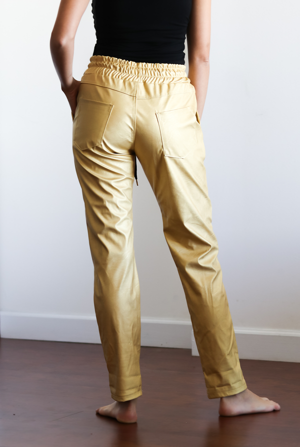Julia Golden Pants