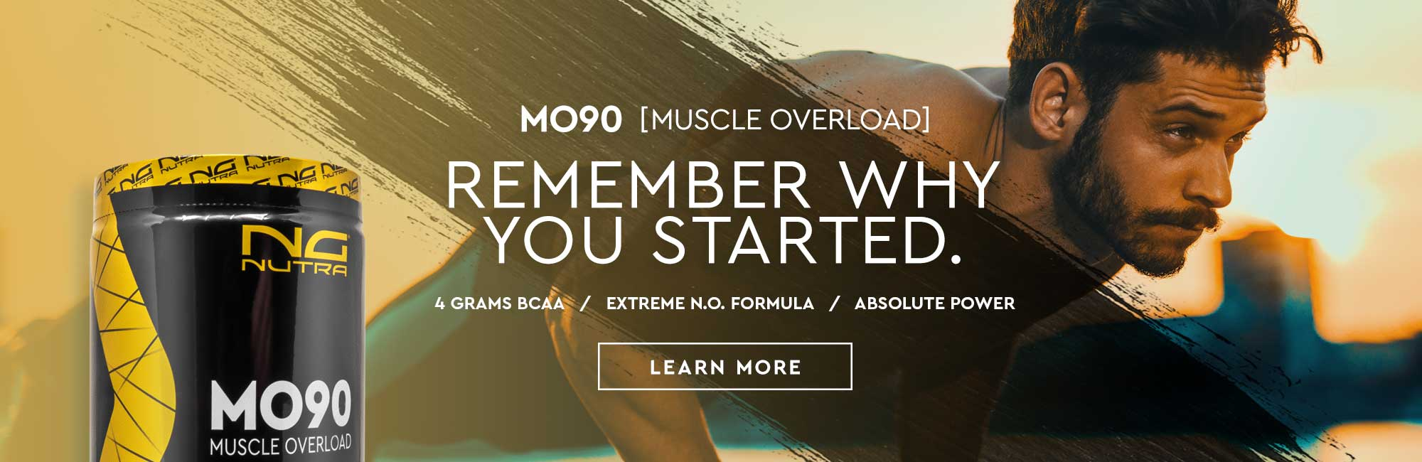 MO90 [Muscle Overload] Remember Why You Started.