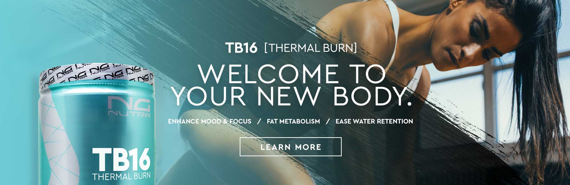 TB16 [Thermal Burn] Welcome To Your New Body.