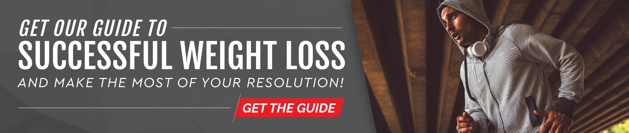 Get our guide to Successful Weight Loss and make the most of your resolution! Get the guide.